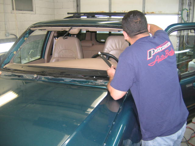 Patterson Auto Body Glass Repair