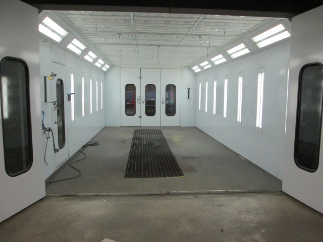 Patterson Auto Body Spray Booth