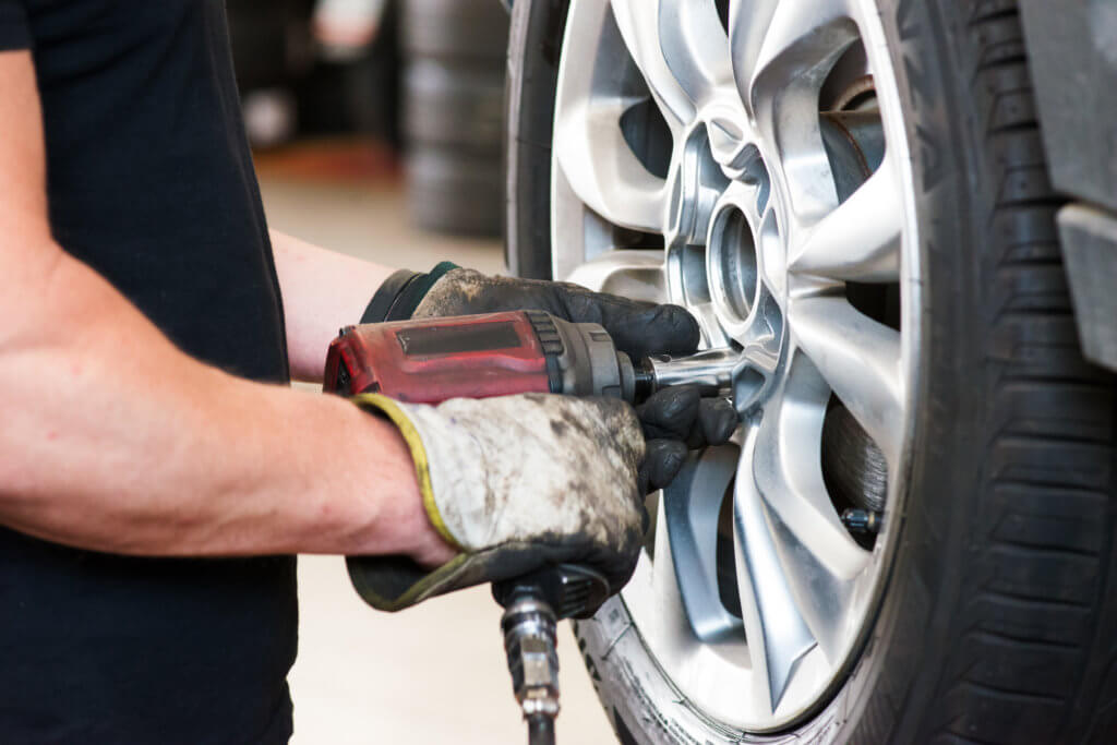 Patterson Auto Body Tire Balance
