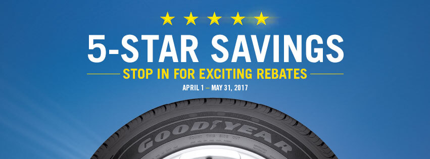 Goodyear 5 Star Patterson Auto Body